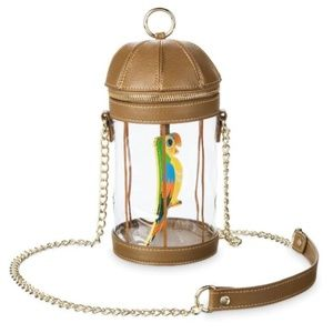 Loungefly Disney Jose in the Bird Cage Clear Purse